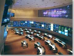 AT&T's Network Operations Center